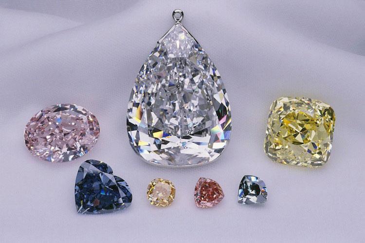 ساخت الماس