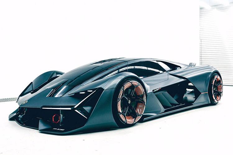 Lamborghini Terzo Millennio Concept / مفهومی لامبورگینی ترزو میلنیو