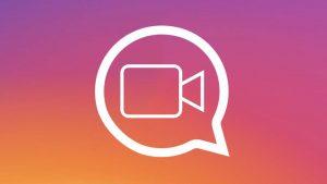 قابلیت مکالمه ویدیویی و صوتی اینستاگرام