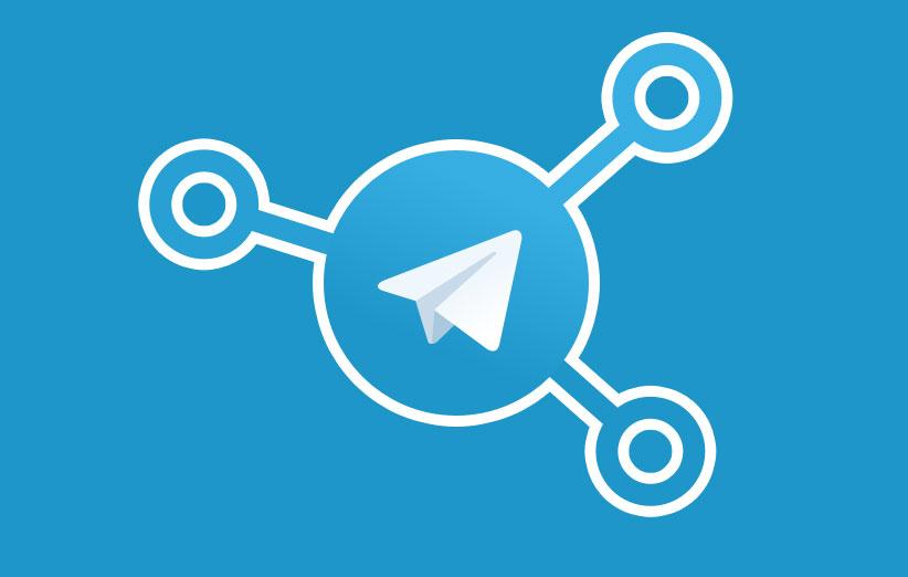 سرورهای تلگرام به ایران