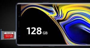گلکسی نوت 9 اولین گوشی ترابایتی بازار خواهد بود